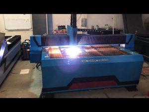 nóng bán máy cắt plasma kim loại cnc / bán máy cắt plasma