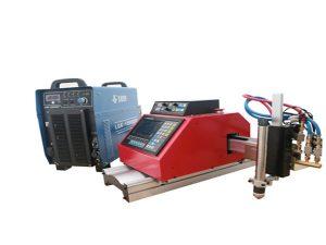 Máy cắt plasma tự động cnc thép không gỉ nhôm