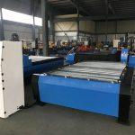 Trung Quốc 1325 1530 giá rẻ ngọn đuốc điều khiển chiều cao plasma huayuan kim loại thép cắt máy cnc plasma