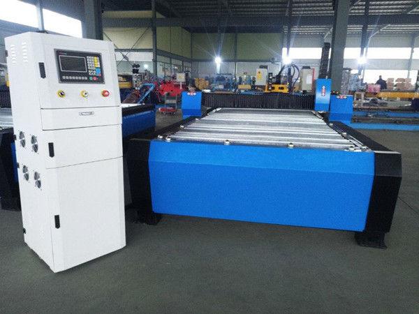 Máy cắt plasma Cnc Trung Quốc với Hyper 125a cho tấm kim loại dày 65a 85a 200a Tùy chọn