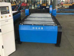 Trung Quốc Huayuan 100A Plasma Máy cắt CNC 10 tấm kim loại