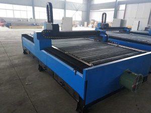 khuyến mại lớn khuyến mãi cắt kim loại chi phí thấp máy cắt plasma cnc 1325 jinan xuất khẩu trên toàn thế giới