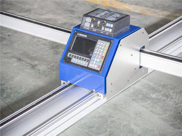 Máy cắt plasma CNC hiệu quả cao 0-3500mm Tốc độ cắt tối thiểu