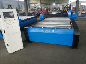 Jinan CE Profession 1325 Máy cắt plasma CNC nhỏ