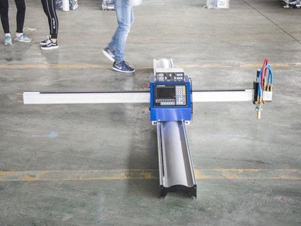 Công nghệ mới micro START CNC máy cắt kim loại / máy cắt plasma di động cnc