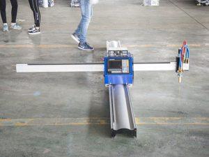 Công nghệ mới loại máy cắt plasma cnc giá máy kinh doanh nhỏ sản xuất máy