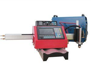 Máy cắt plasma di động cnc máy cắt khí tự động thép theo dõi
