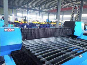 Thực tế và kinh tế độ chính xác cao / hiệu suất máy gia công kim loại / máy cắt plasma cnc cầm tay zk1530