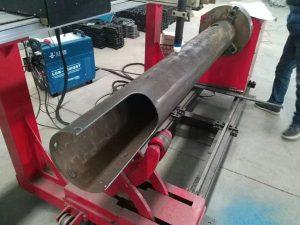 trục xoay cnc vòng ống giá rẻ máy cắt plasma cnc