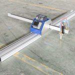 thép cắt kim loại chi phí thấp máy cắt plasma cnc 1530 jinan xuất khẩu trên toàn thế giới cnc