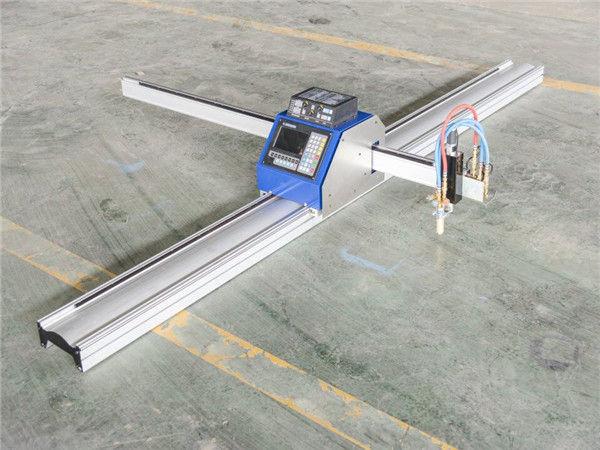 Máy cắt kim loại cnc giá rẻ máy cắt plasma 1530 IN JINAN xuất khẩu trên toàn thế giới CNC