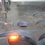 ce Phê duyệt ngọn lửa cắt ngọn lửa di động cnc máy cắt plasma tại nhà máy Trung Quốc