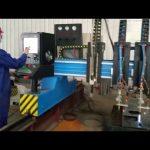 giàn nặng cnc máy cắt plasma chế tạo kim loại tự động