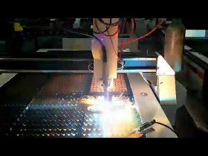 chi phí thấp máy cắt plasma tấm cnc máy cắt plasma nhỏ