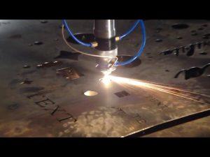 Sản xuất tại Trung Quốc đảm bảo giá rẻ máy cắt di động máy cắt plasma cnc cho thép không gỉ sắt kim loại
