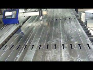 Máy cắt plasma di động cnc Máy cắt ngọn lửa cho kim loại
