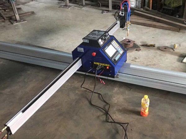 Máy cắt plasma tấm cnc nhỏ 1530 Máy CNC cầm tay PlasmaFlame tấm kim loại Máy cắt để bán